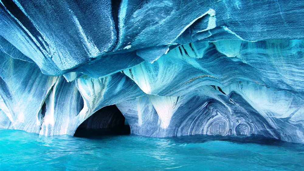 Marble-Caverns-of-Carrera-LakeChile