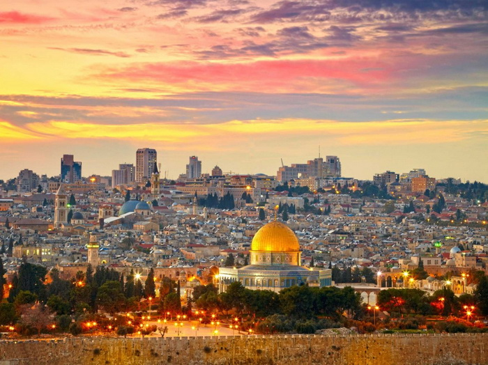 10.Erusalim Israel