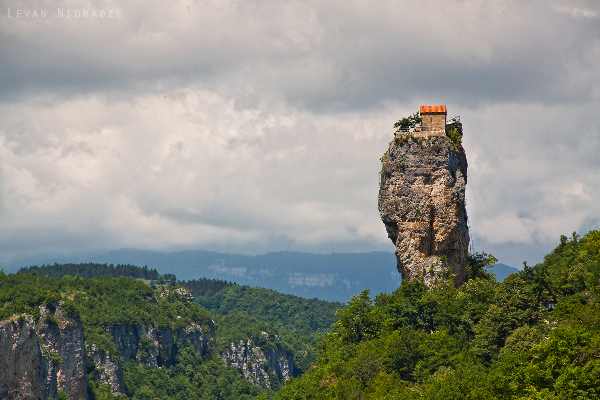 High on top, Central Georgia (1)