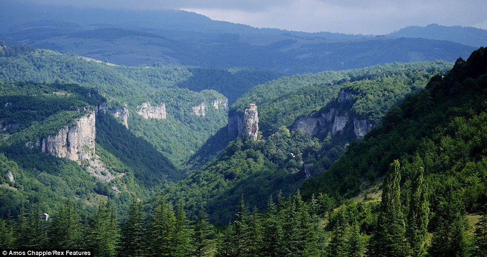 High on top, Central Georgia (2)