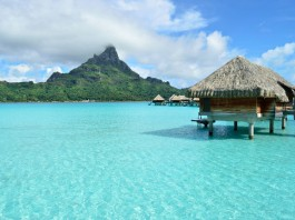 Bora Bora amazing heaven on earth