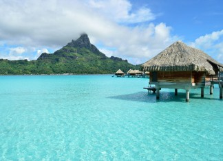 Bora Bora amazing heaven on earth