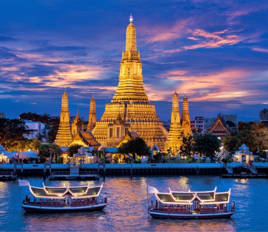 Thailand Most Visited Countries