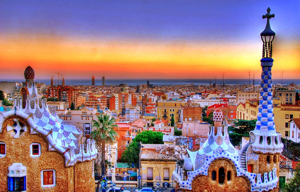 Madrid Spain - Most Visited Countries