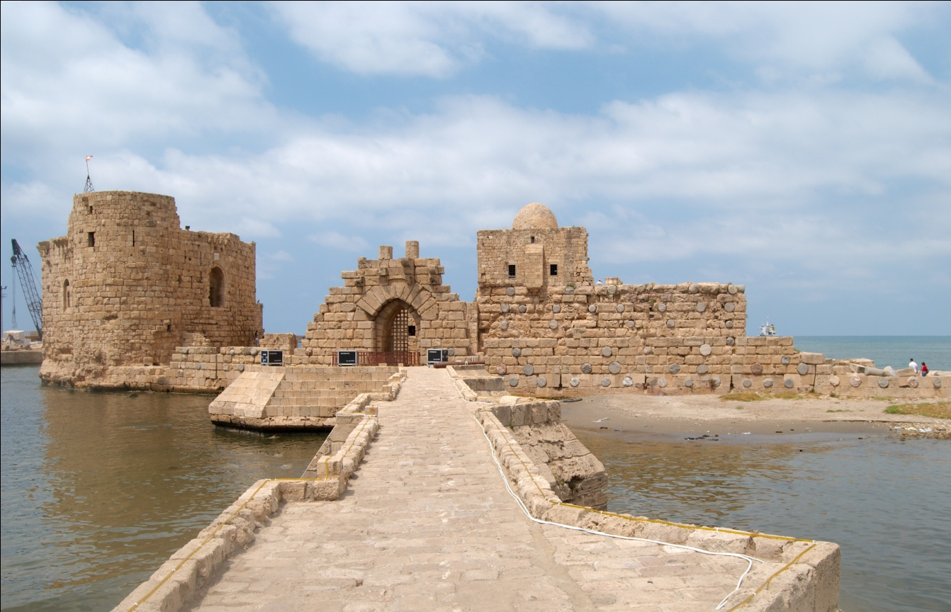 Sidon - World`s Oldest City