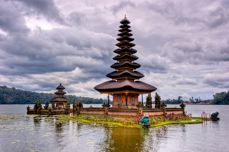 Ulun Danu at Lake Bratan
