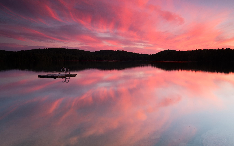 3 Lake-Hillier Amazing places