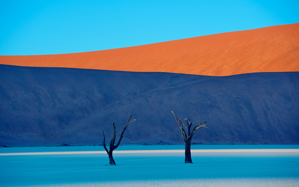 4 Deadvlei, Namibia Amazing places