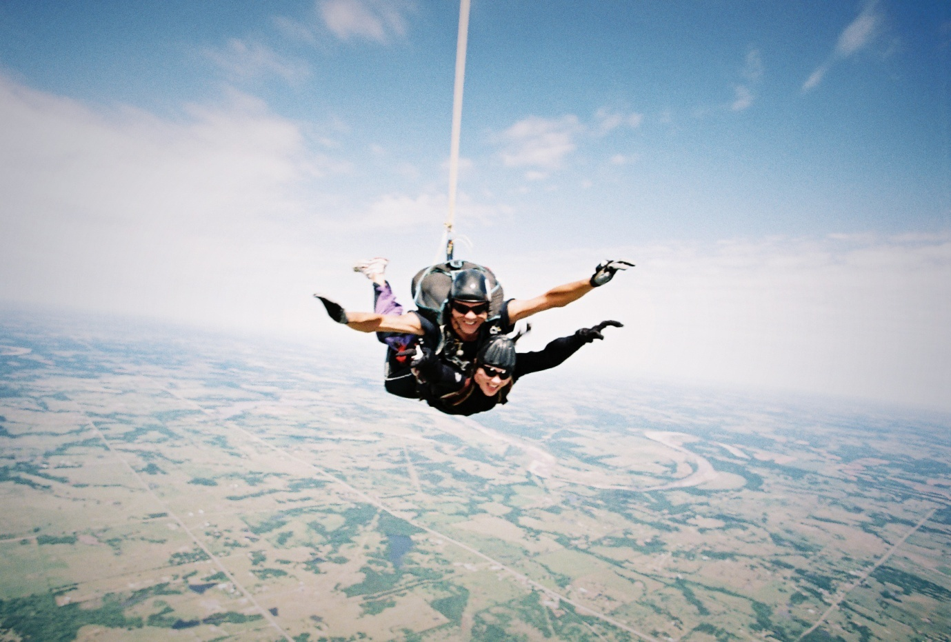 Extreme Sports - Skydiving
