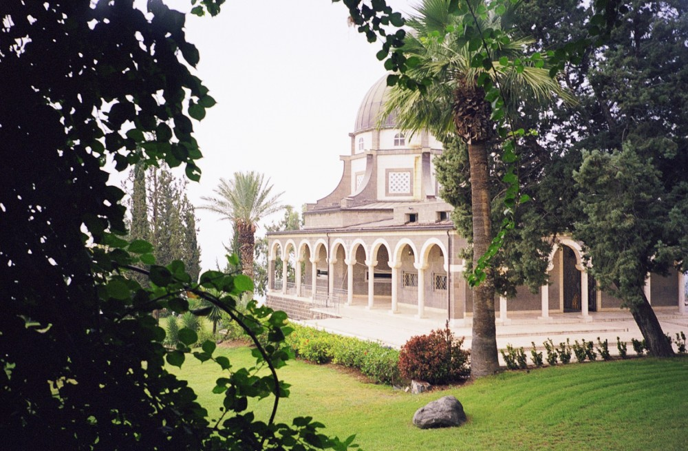 Church in Galilee