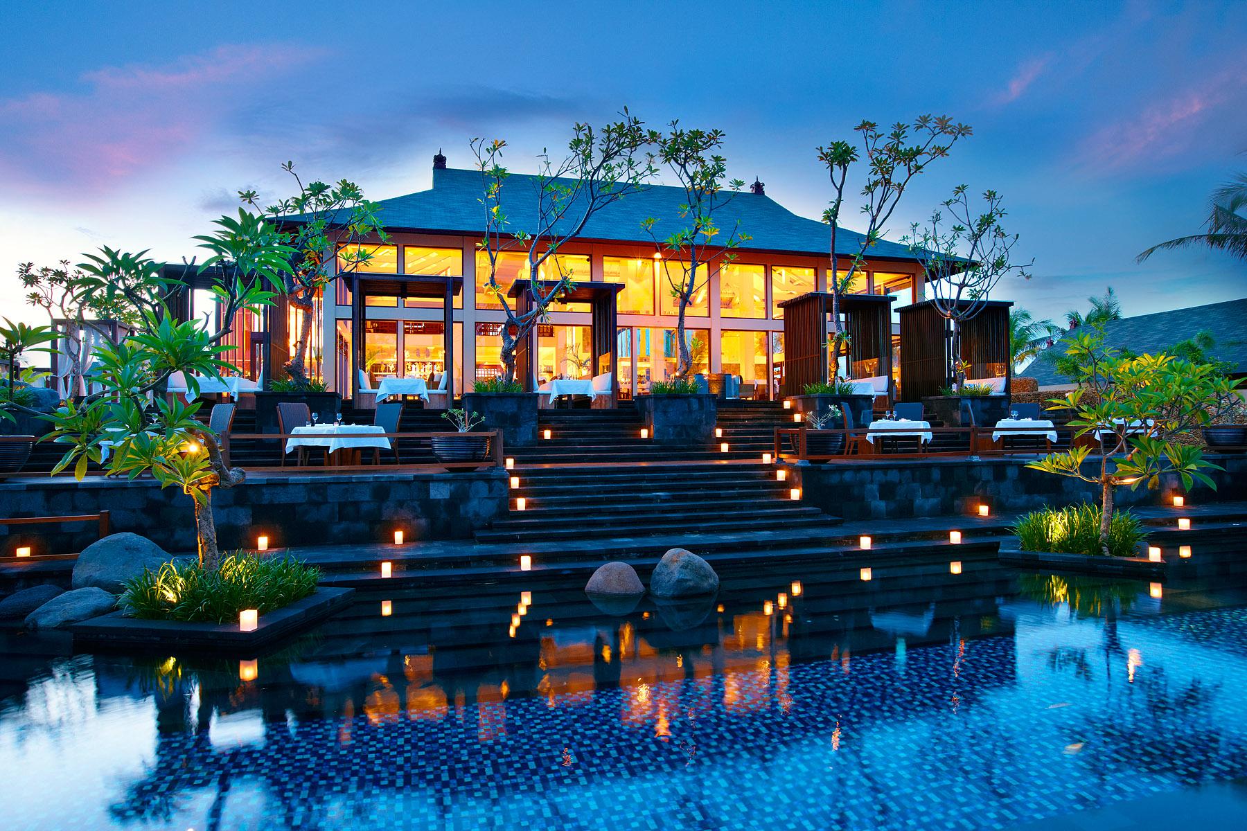 Bali, resort