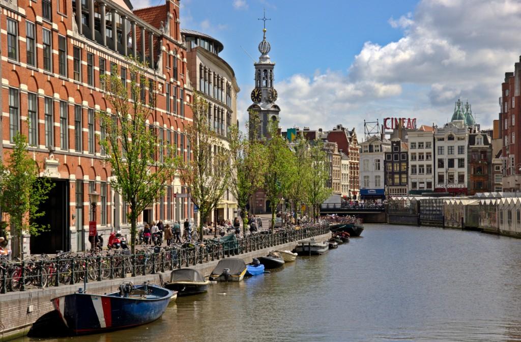 Amsterdam Singelgracht