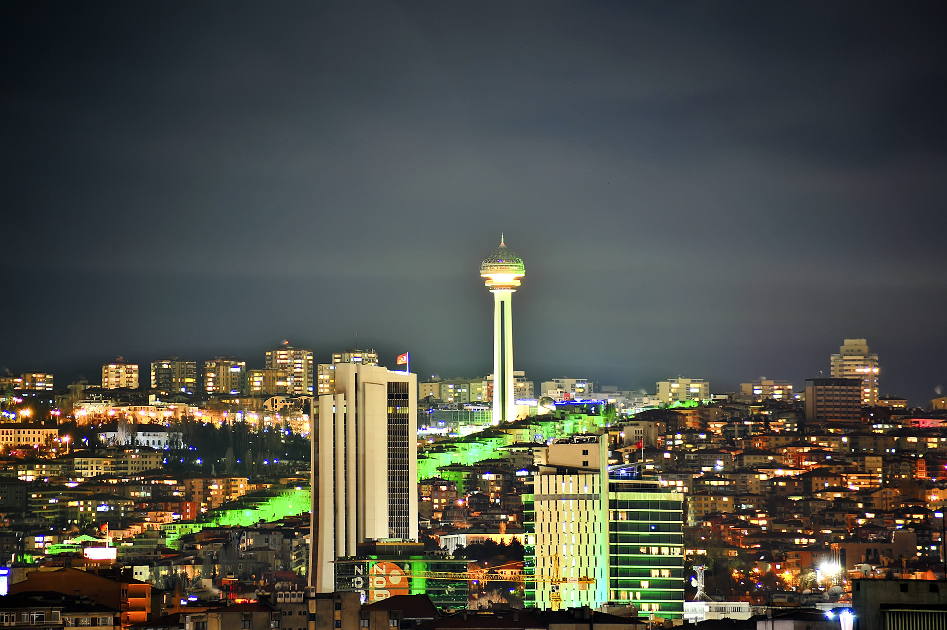 Ankara Manzarası
