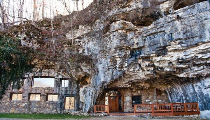 Beckham Creek Cave Haven, Parthenon, Arkansas, USA (1)