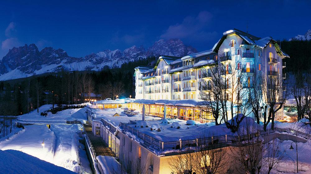 Cristallo Hotel Spa