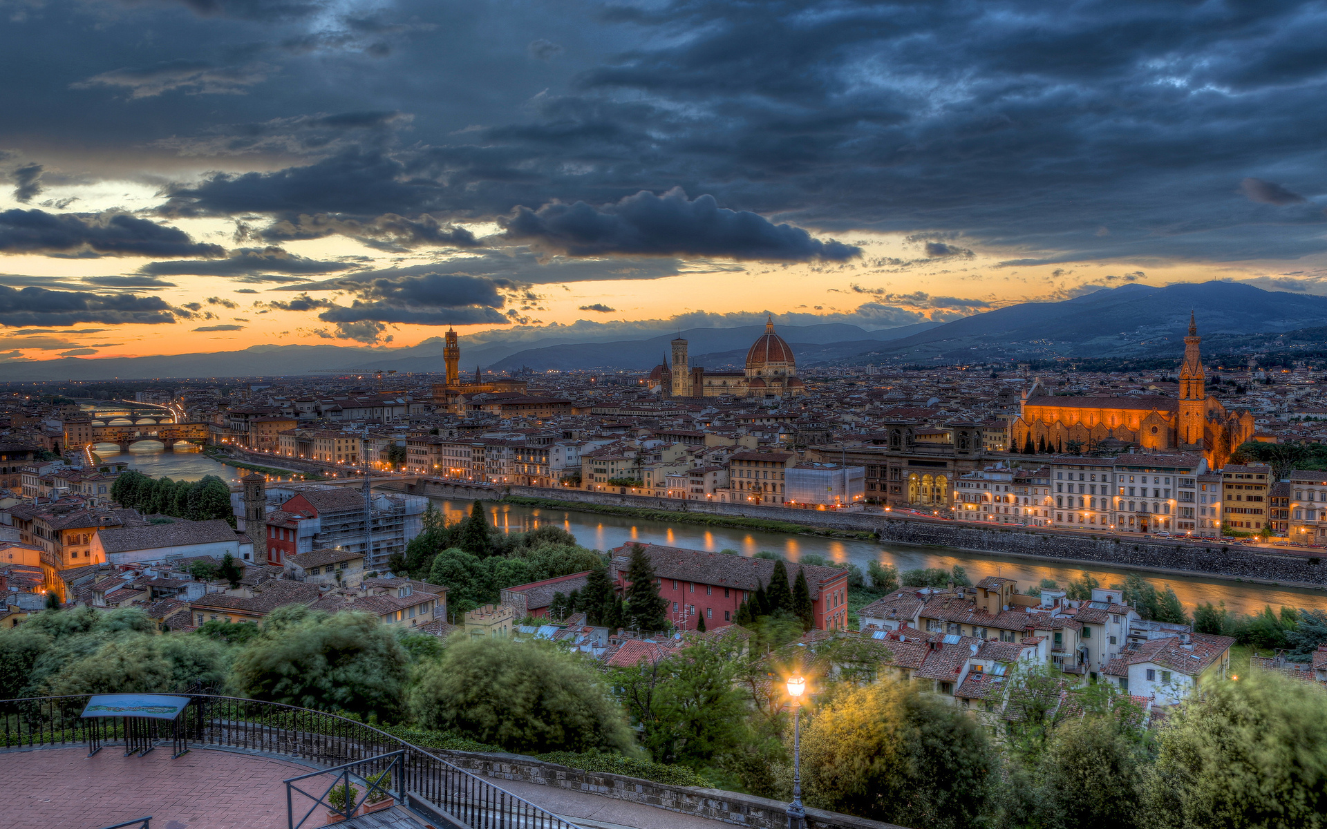 Florence-(Tuscany,-Italy)