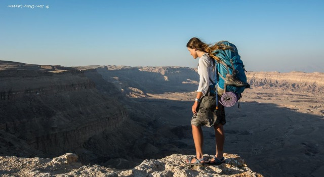 Hiking-the-Israeli