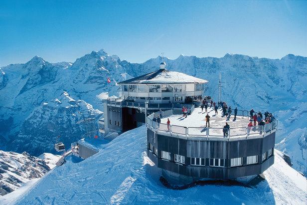 Mürren - Schilthorn Skigebiet