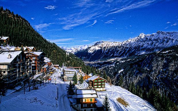 Ski Mürren