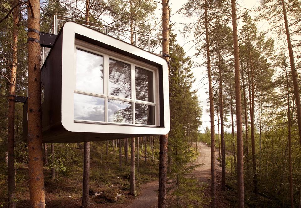 Treehotel, Harads, Sweden (1)