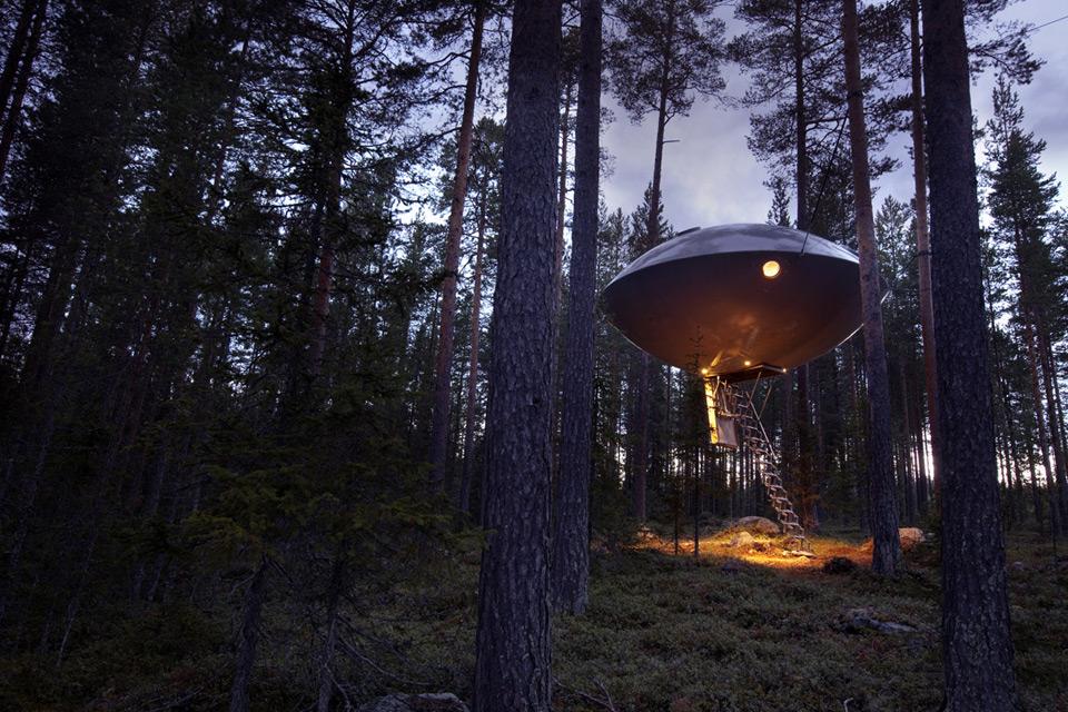 Treehotel, Harads, Sweden (10)