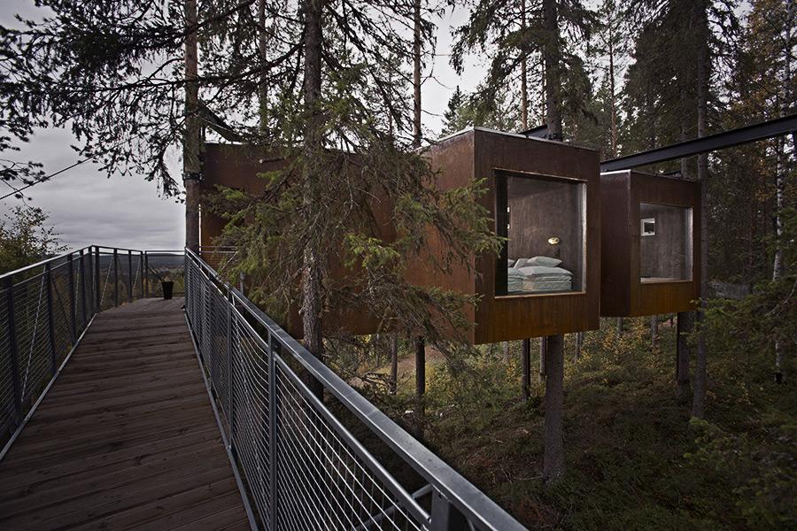 Treehotel, Harads, Sweden (2)