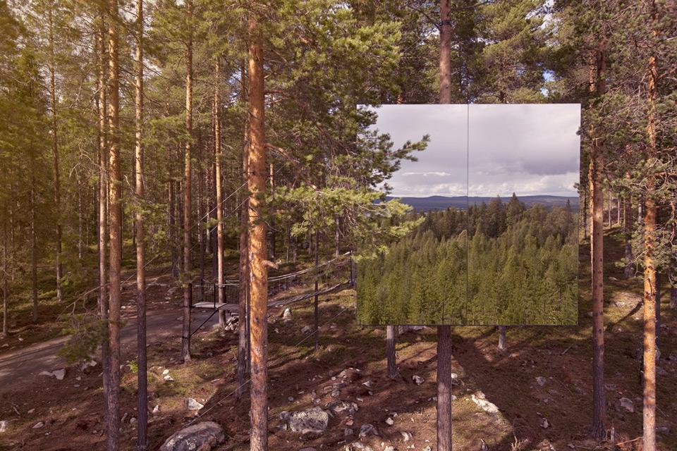 Treehotel, Harads, Sweden (3)