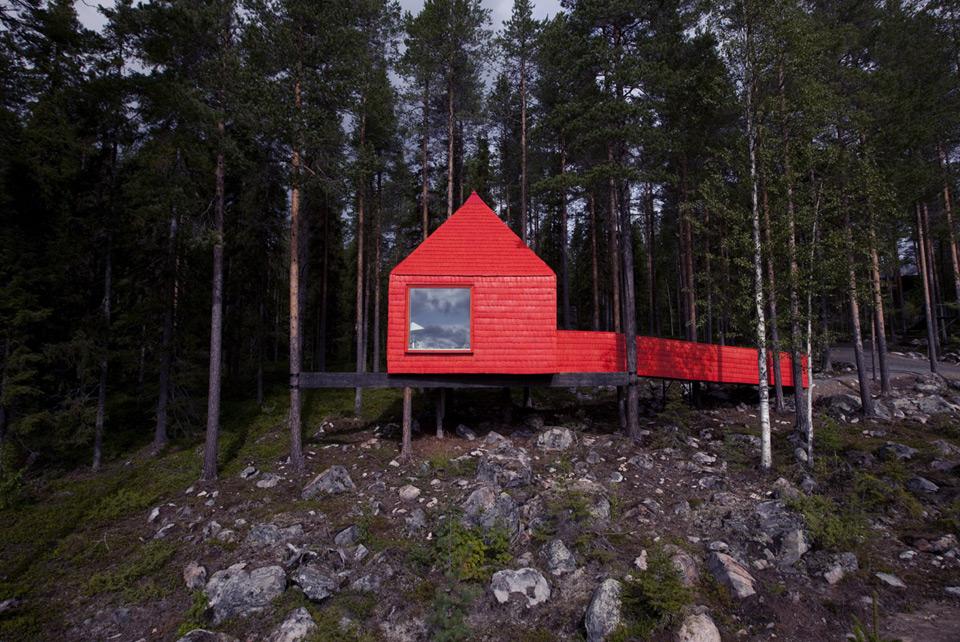Treehotel, Harads, Sweden (4)