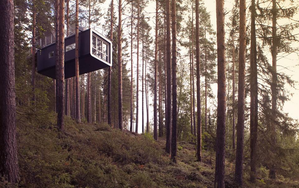 Treehotel, Harads, Sweden (5)