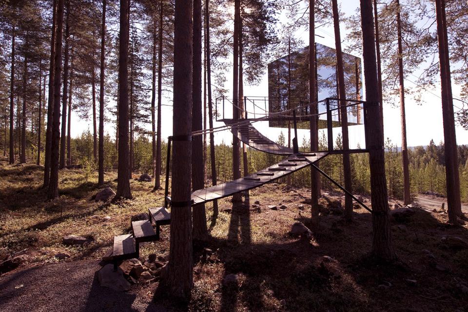 Treehotel, Harads, Sweden (7)