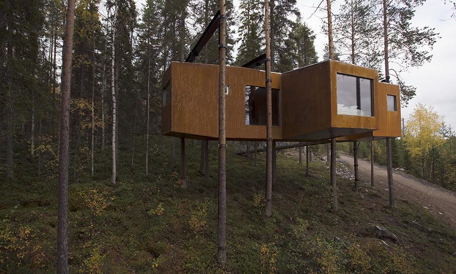 Treehotel, Harads, Sweden (9)