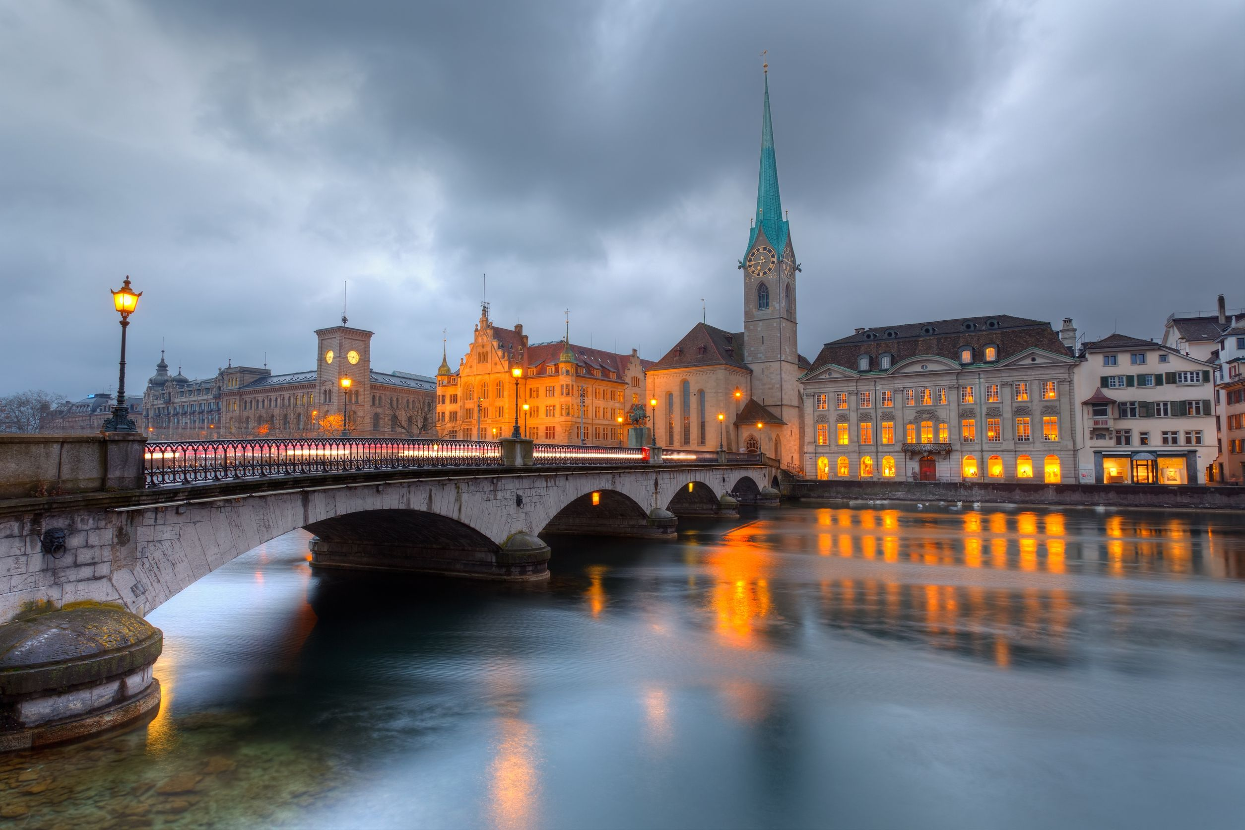 Zurich-Switzerland