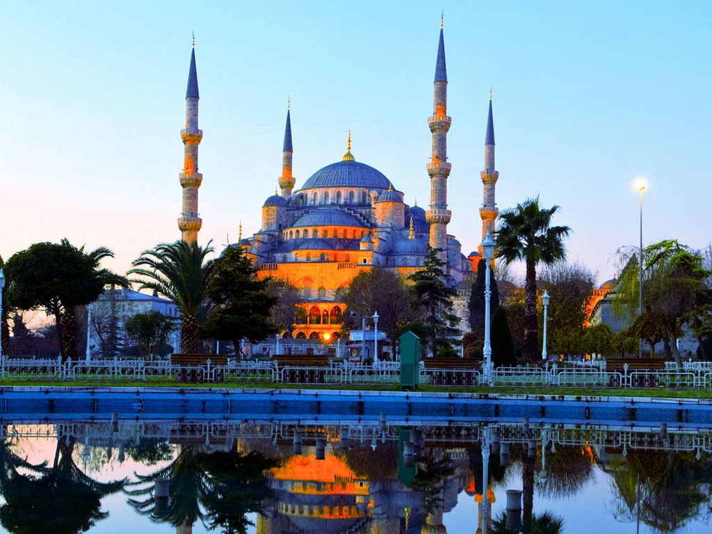 Istanbul Turkey - Most Visited Countries