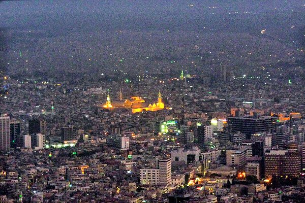 Damascus - Oldest City