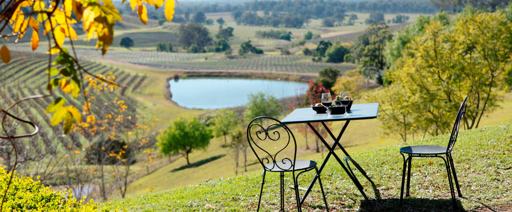The Hunter Valley - Australia