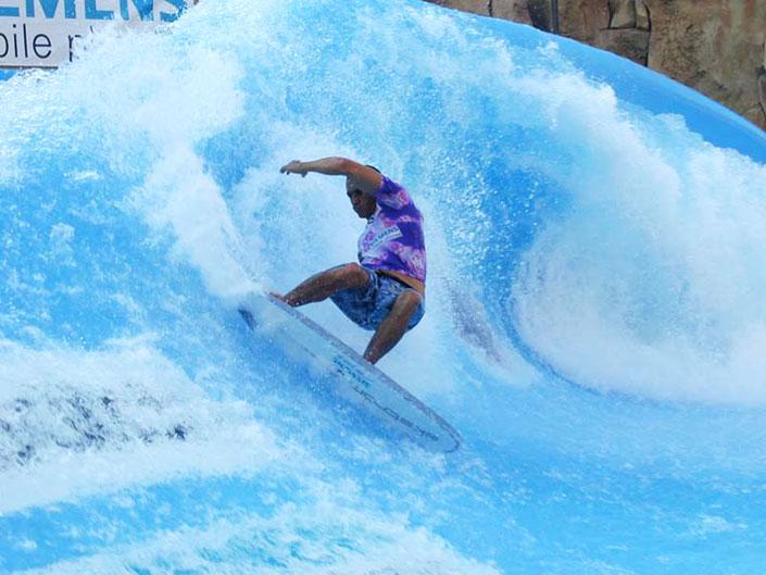 Extreme Sports - Flowboarding
