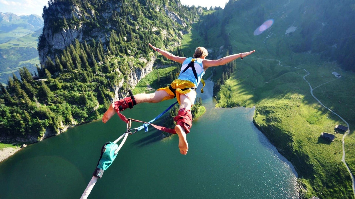 Extreme Sports - Bungee jumping