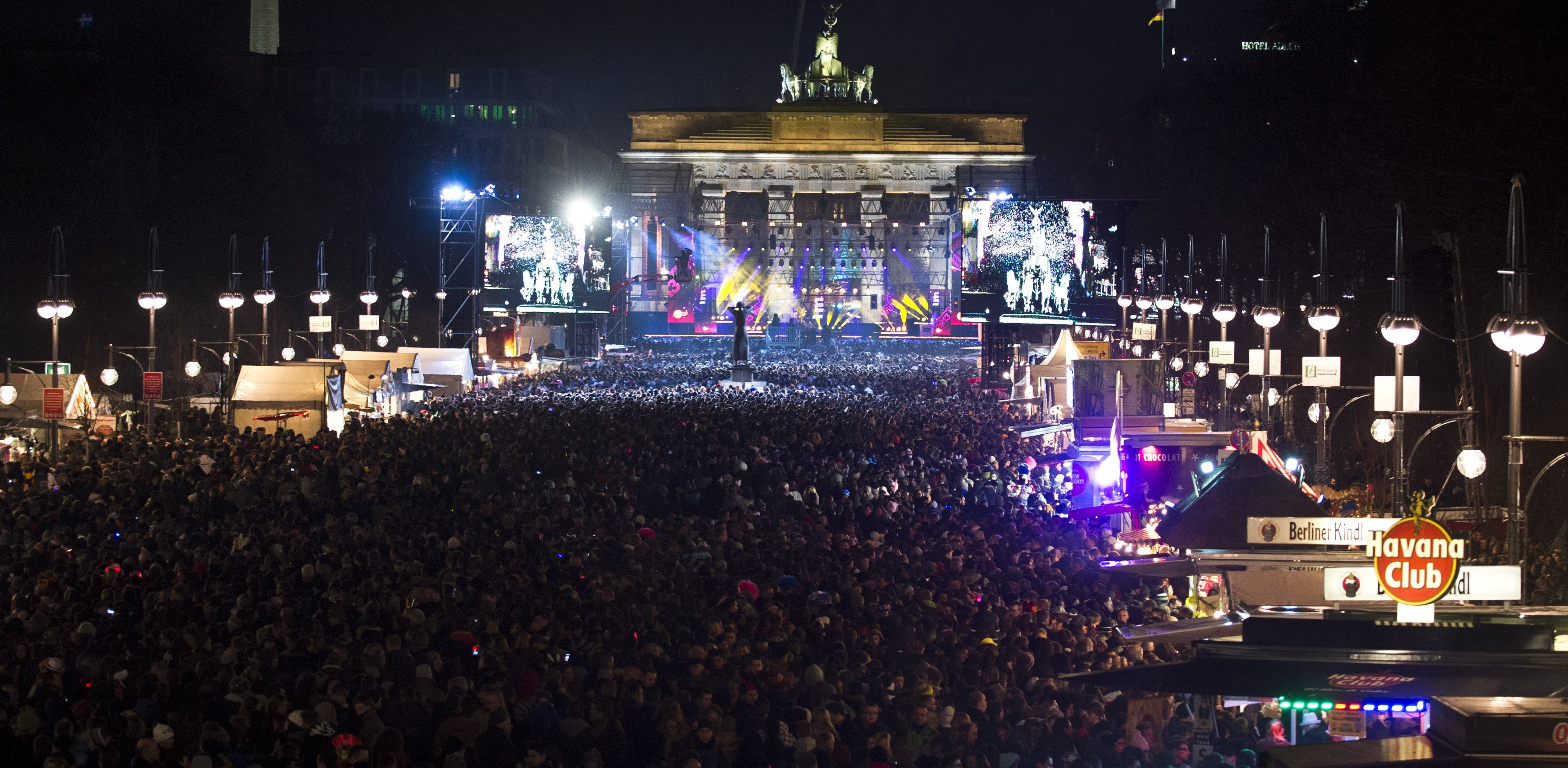 Berlin New Year