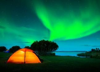 Lake Myvatn , Iceland