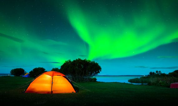 Lake Myvatn , Iceland Perfect places to go camping