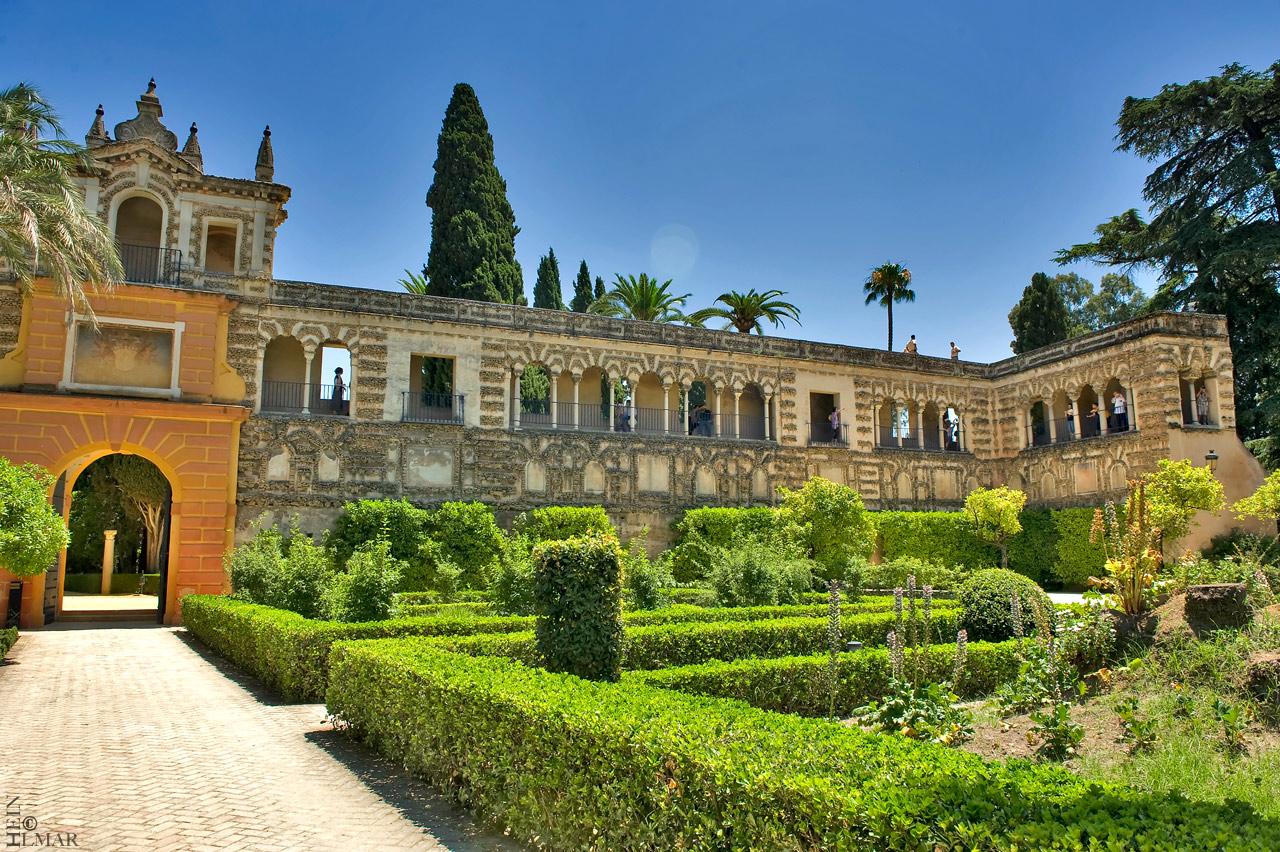 Seville Alcazar Palace