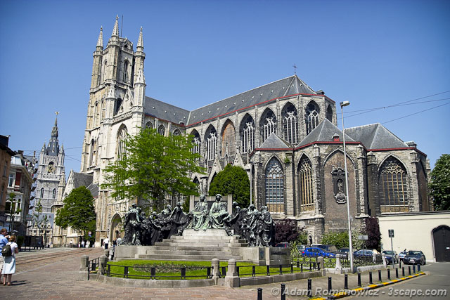 Saint Bavo's Cathedral