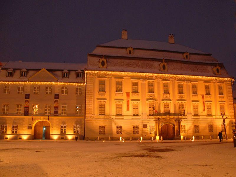 Brukenthal Palace
