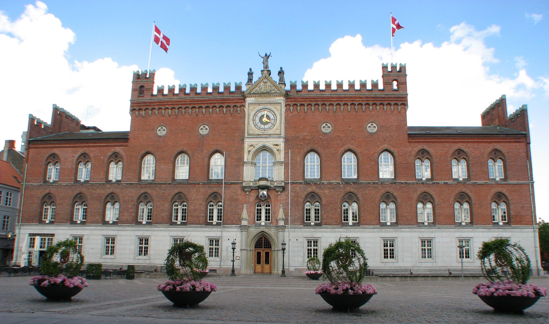 Denmark-Odense_City_Hall