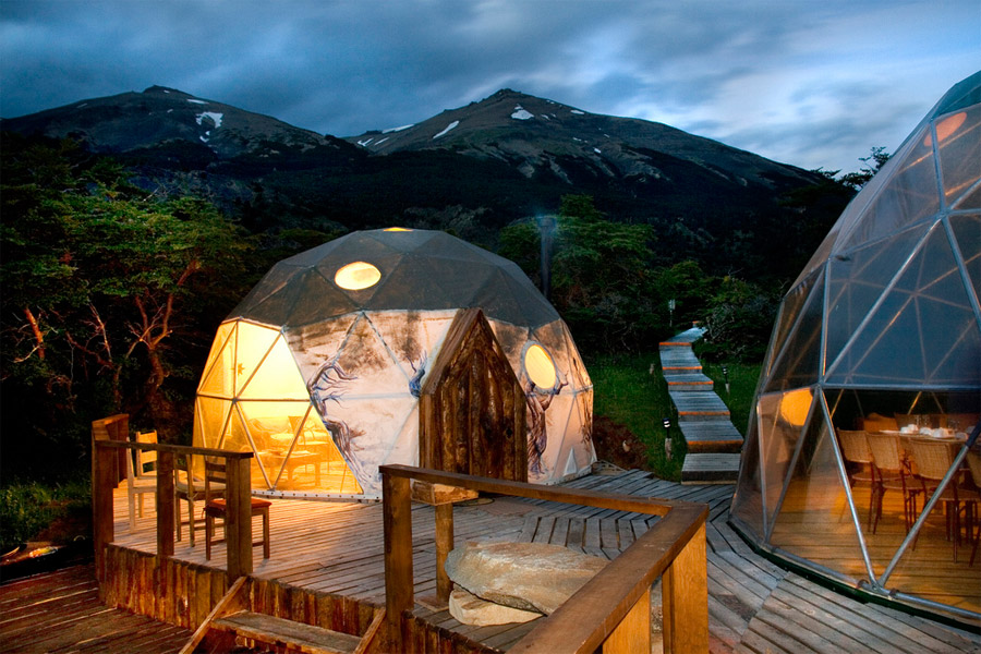 EcoCamping Patagonia Perfect places to go camping