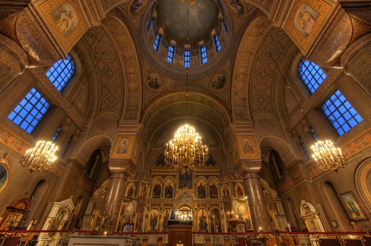 Helsinki-Uspenski-Cathedral