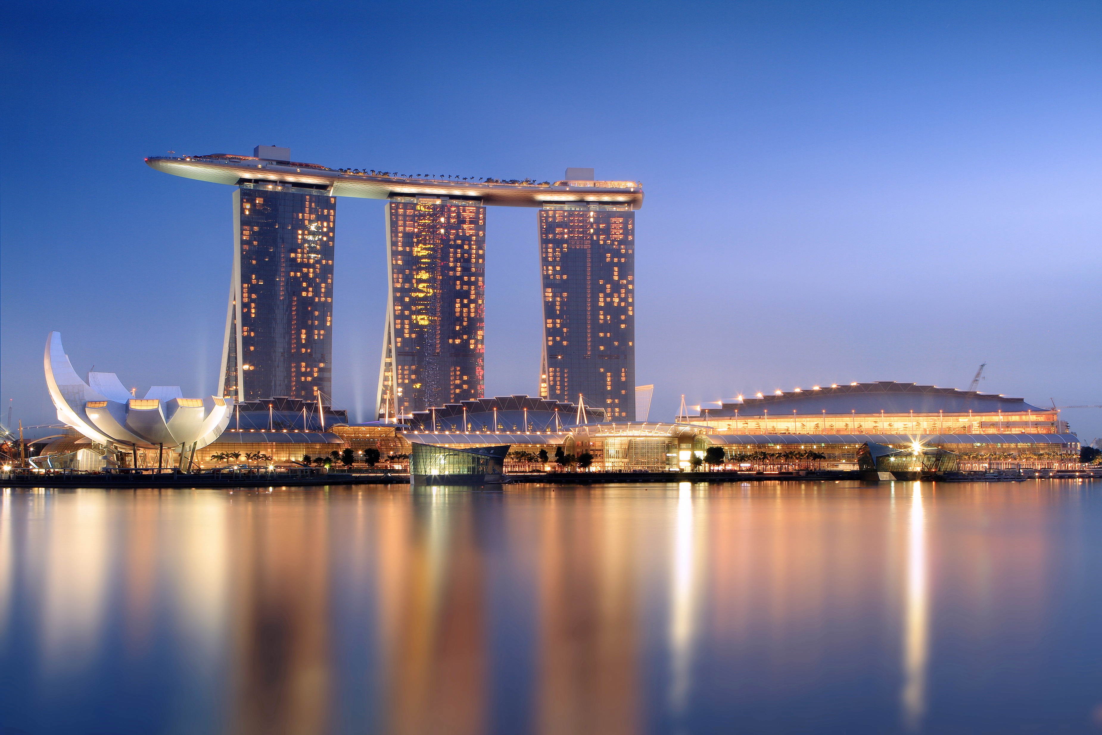 Marina_Bay - The Lion city Singapore