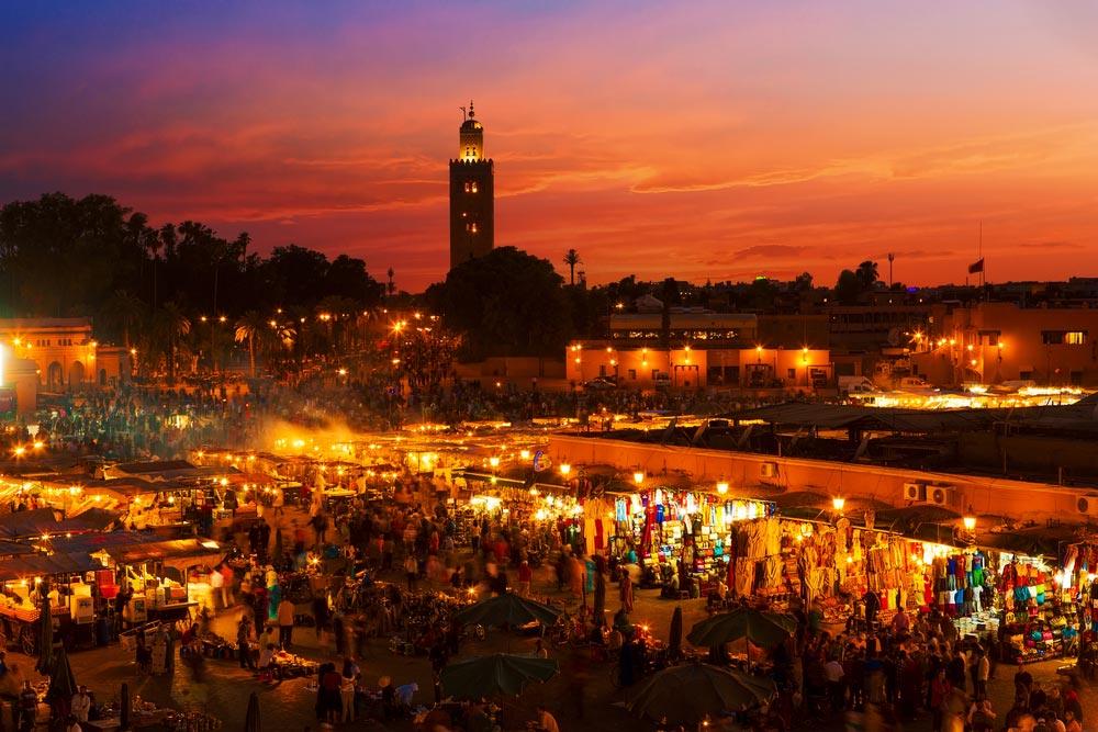 -Marrakesh-Morocco