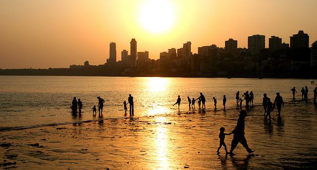 Mumbai-Beach