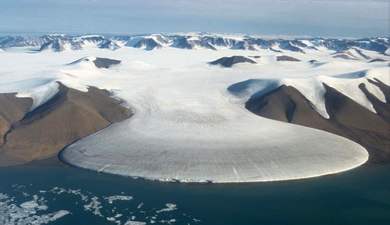 Eismitte, Greenland- coldest places